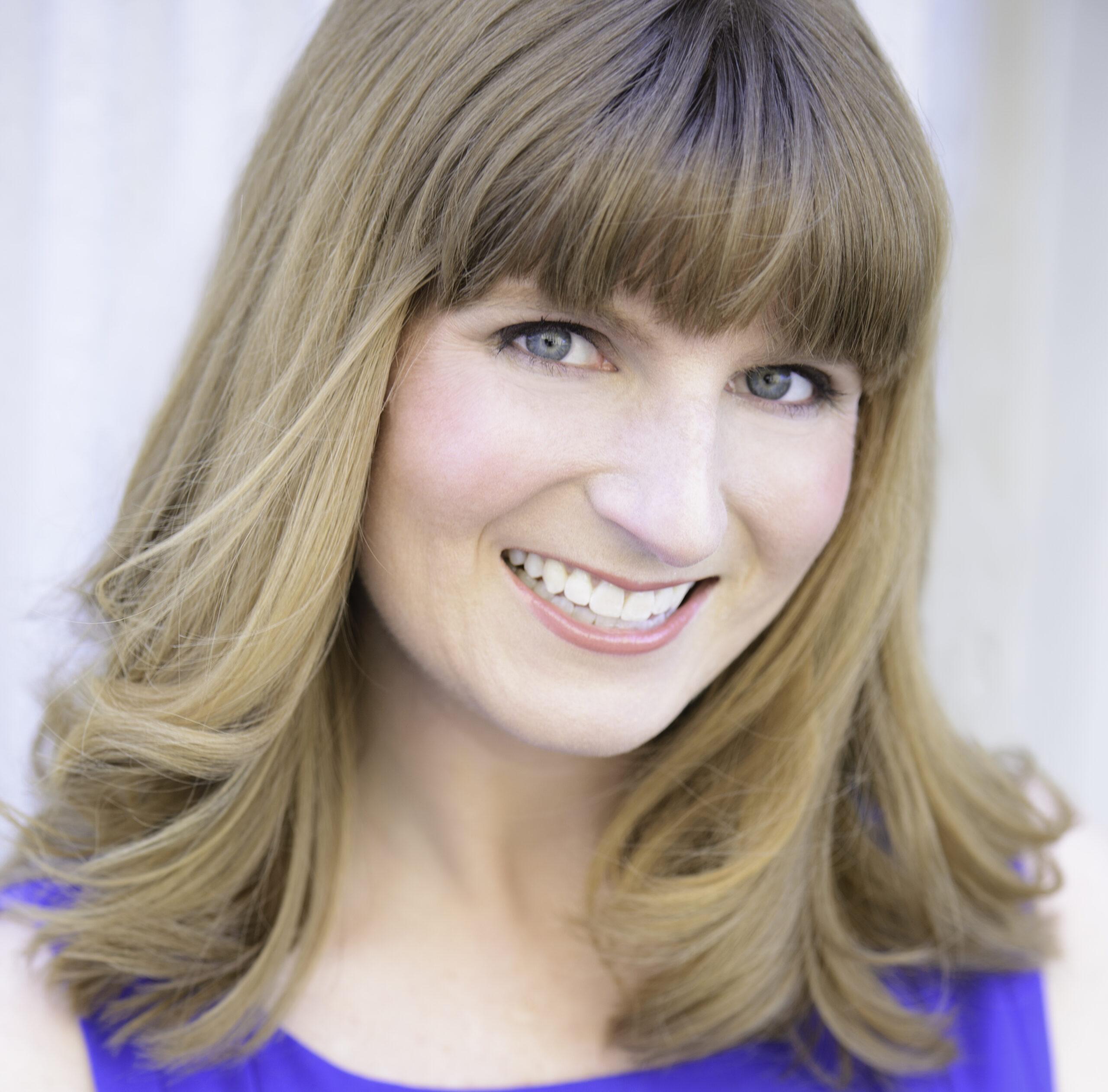 Ellen C English Voiceover Artist