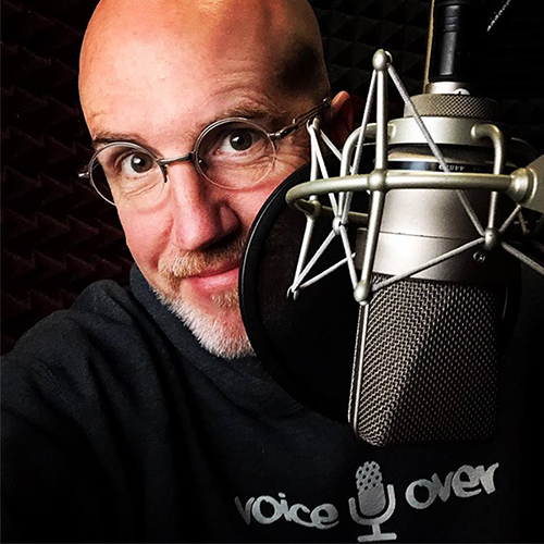 Mike H English Voiceover Artist